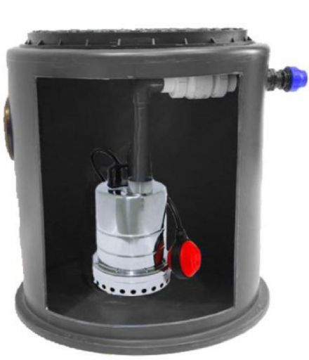 JTFS Basement Pumping Stations 190L